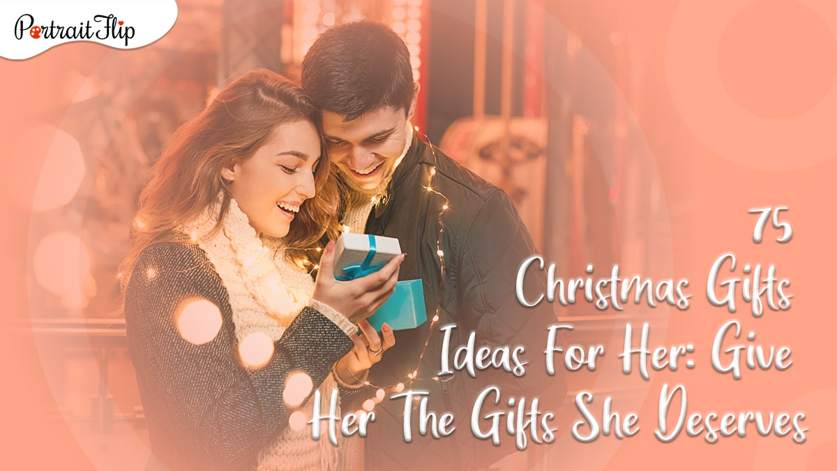christmas gifts ideas for her by portraitflip