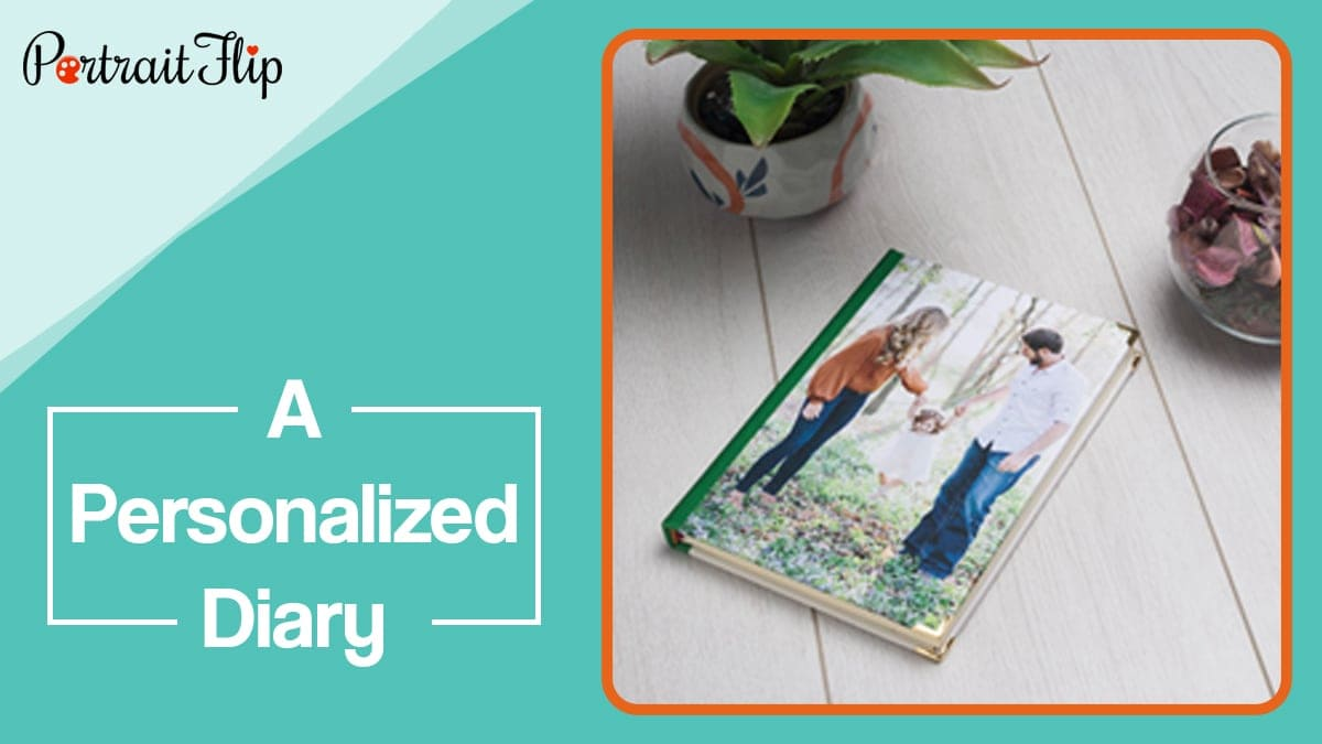A personalized diary