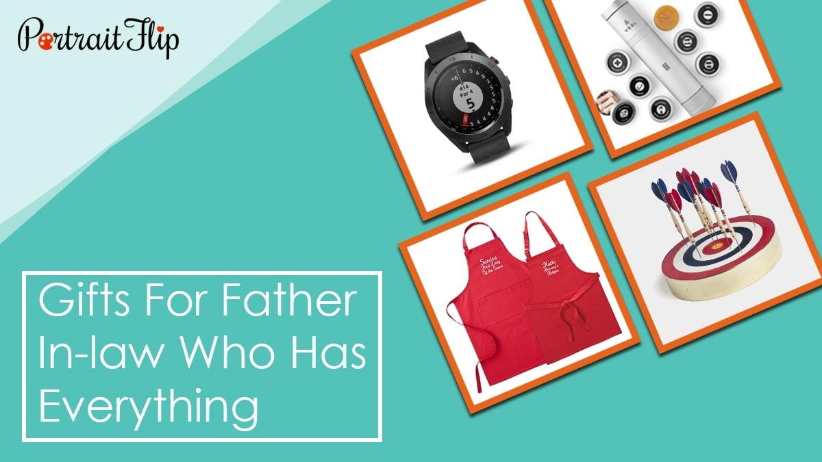 Gifts for father in law who has everything