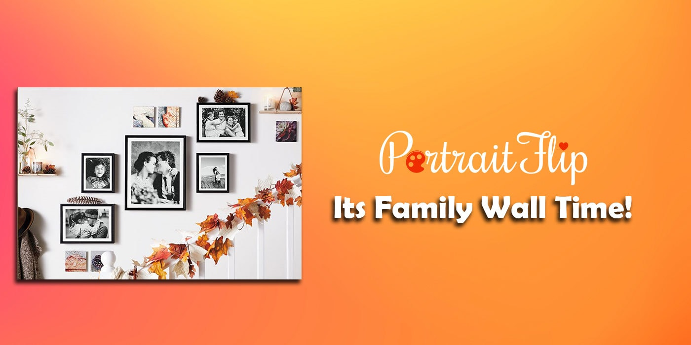 its family wall time