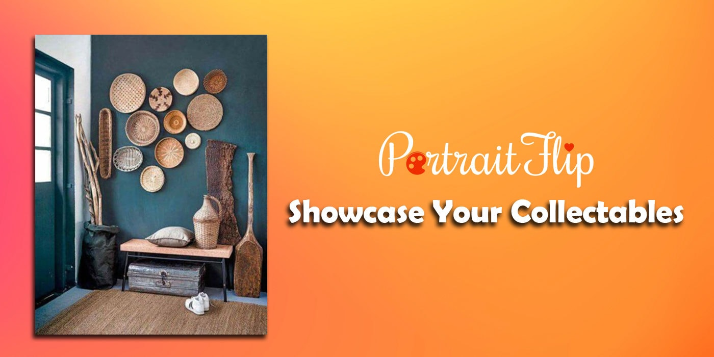 showcase your collectables