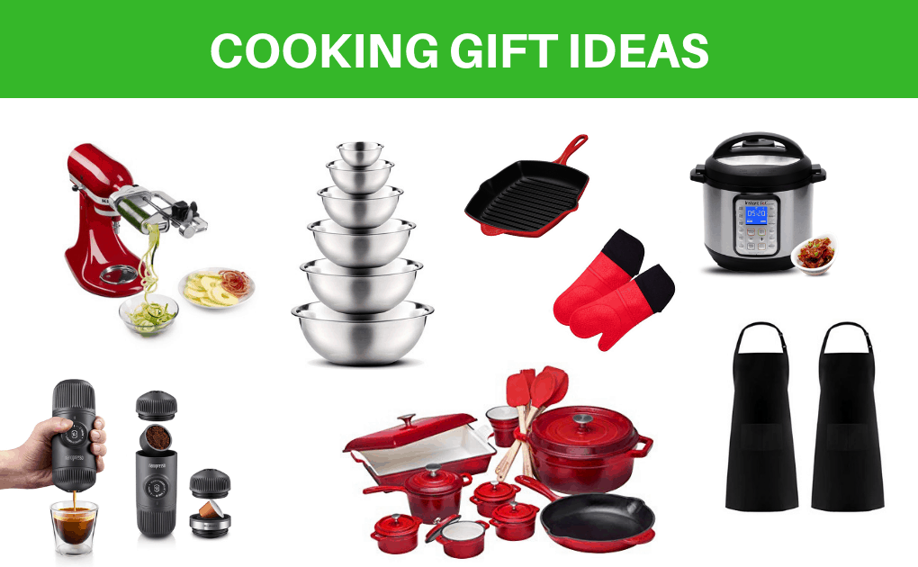 Cooking gifts for mom