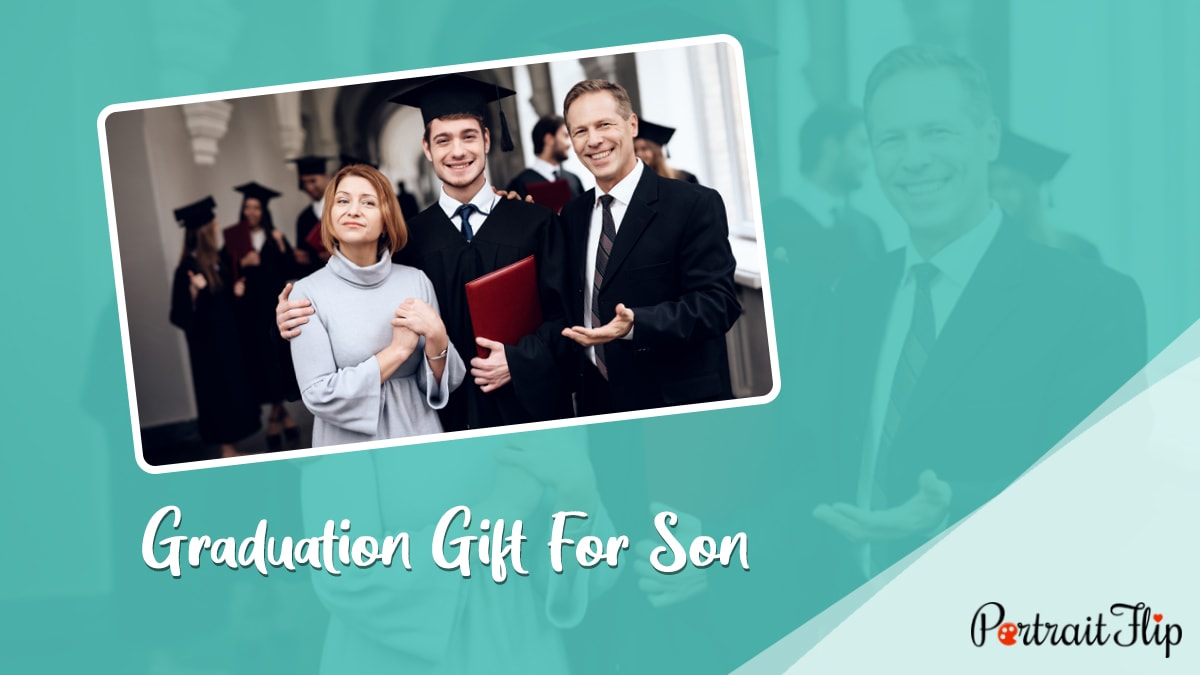 Graduation Gift For Son