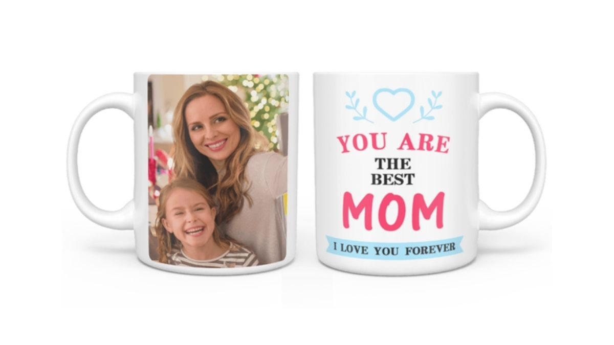 Personalized Items PortraitFlip Mother's Day Gifts