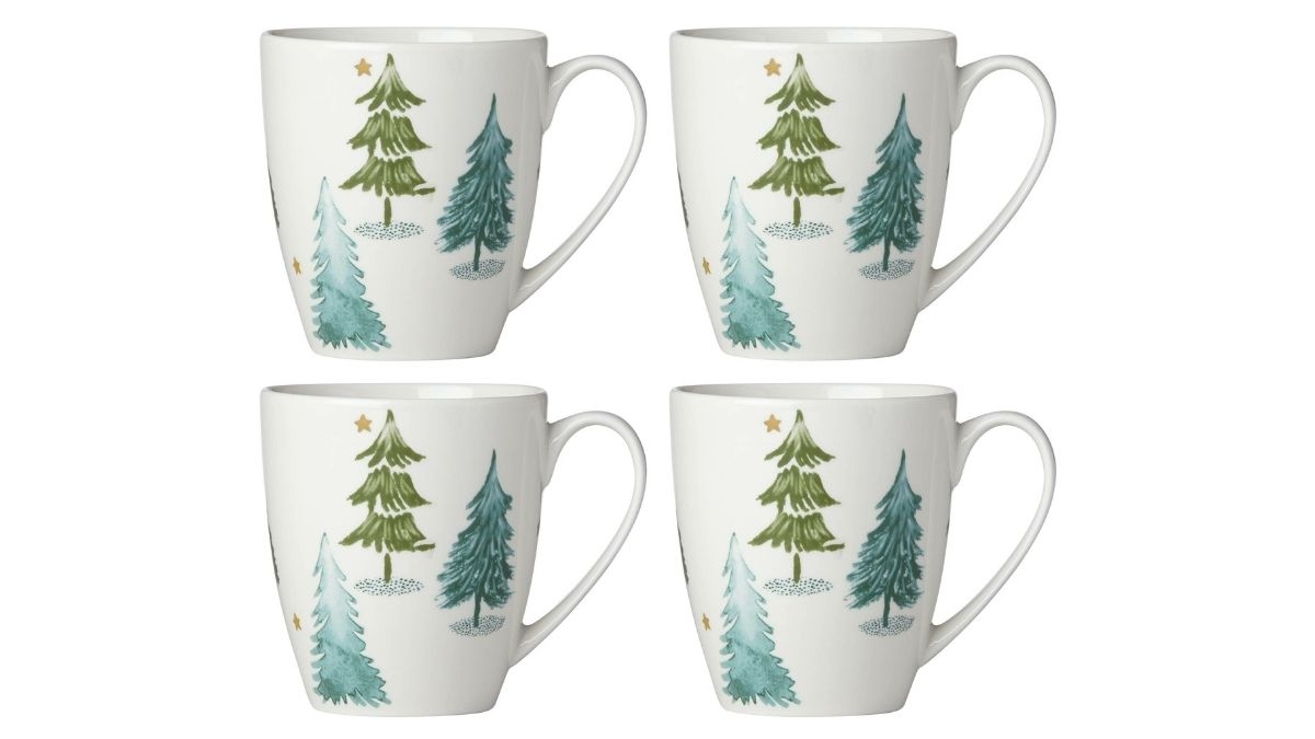 Painterly Mugs PortraitFlip Mother's Day Gifts