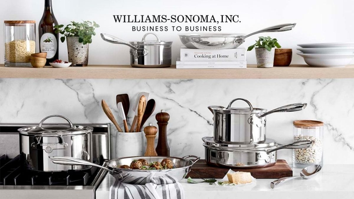 The Williams Sonoma Kitchen PortraitFlip Mother's Day Gifts