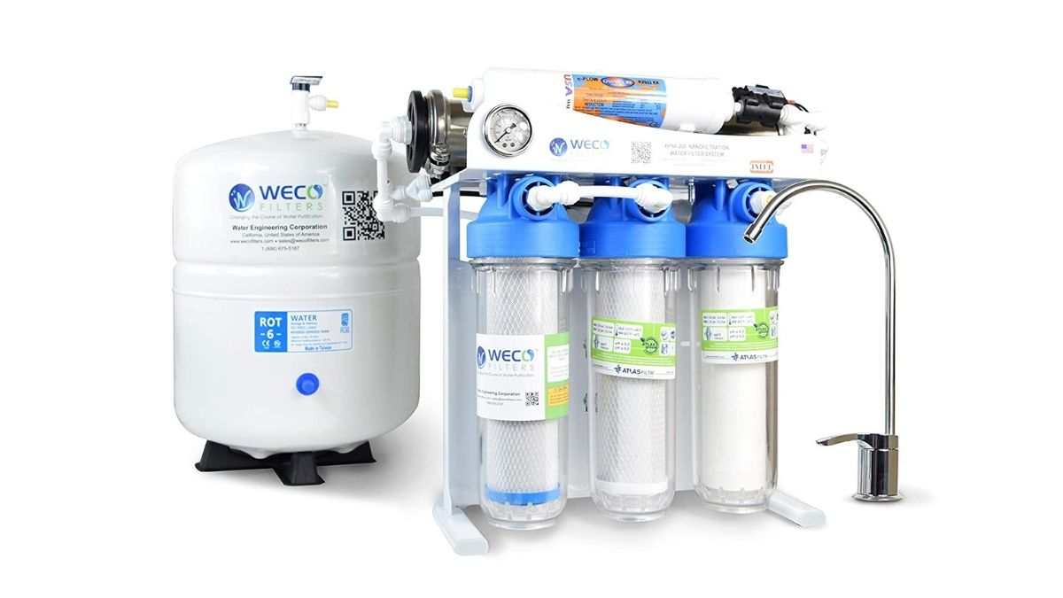 Water Purification System PortraitFlip Mother's Day Gifts