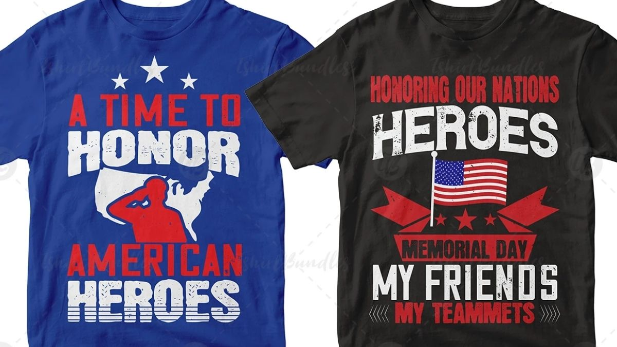 Memorial Day T-shirts Memorial Day Gifts PortraitFlip
