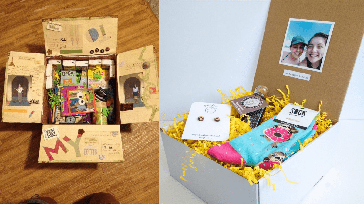 BFF Care Package Friendship Day Gifts