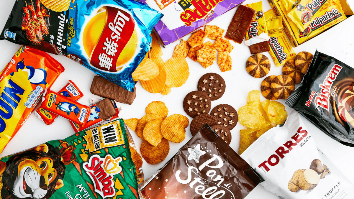 Favorite Snacks Friendship Day Gifts