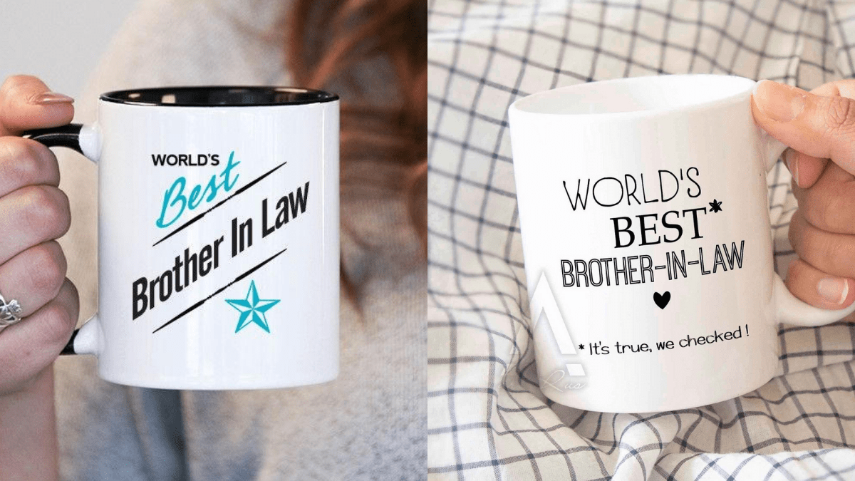 Best Brother-In-Law Mugs