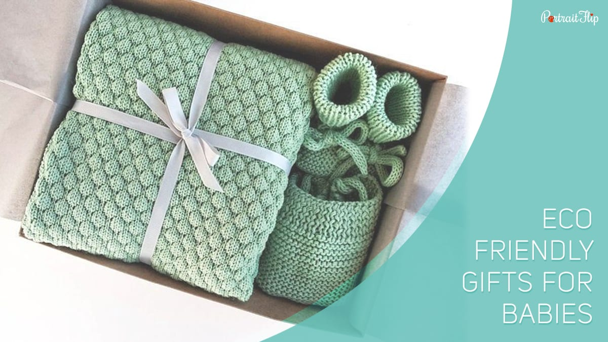Eco-Friendly Gifts For Babies portraitflip