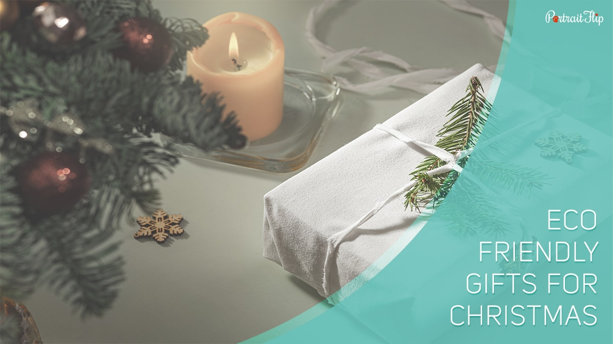 Eco-Friendly Gifts wrapped For Christmas