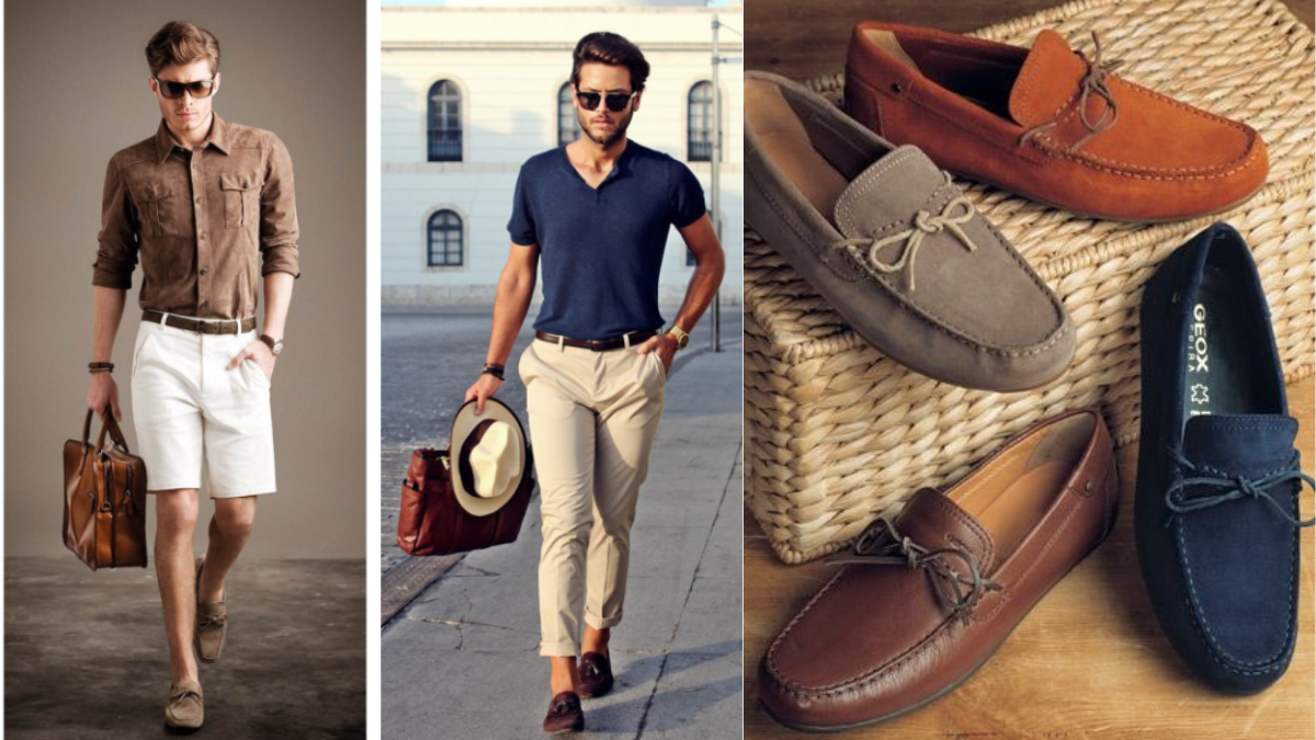 For all types of looks, get ready with a moccasins - a leather shoe shaped like loafer, which can complete every look for your grandpa. this is great christmas gifts ideas for grandpa this year.