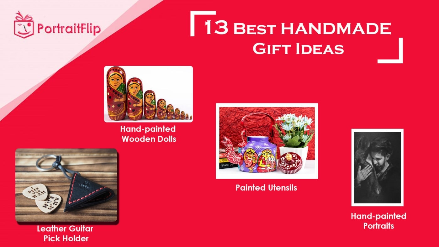 Best handmade gift ideas