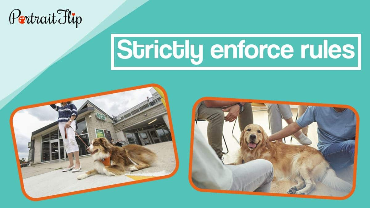 Strictly enforce rules