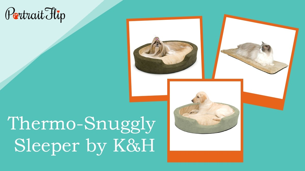 Thermo snuggly sleeper by k&h